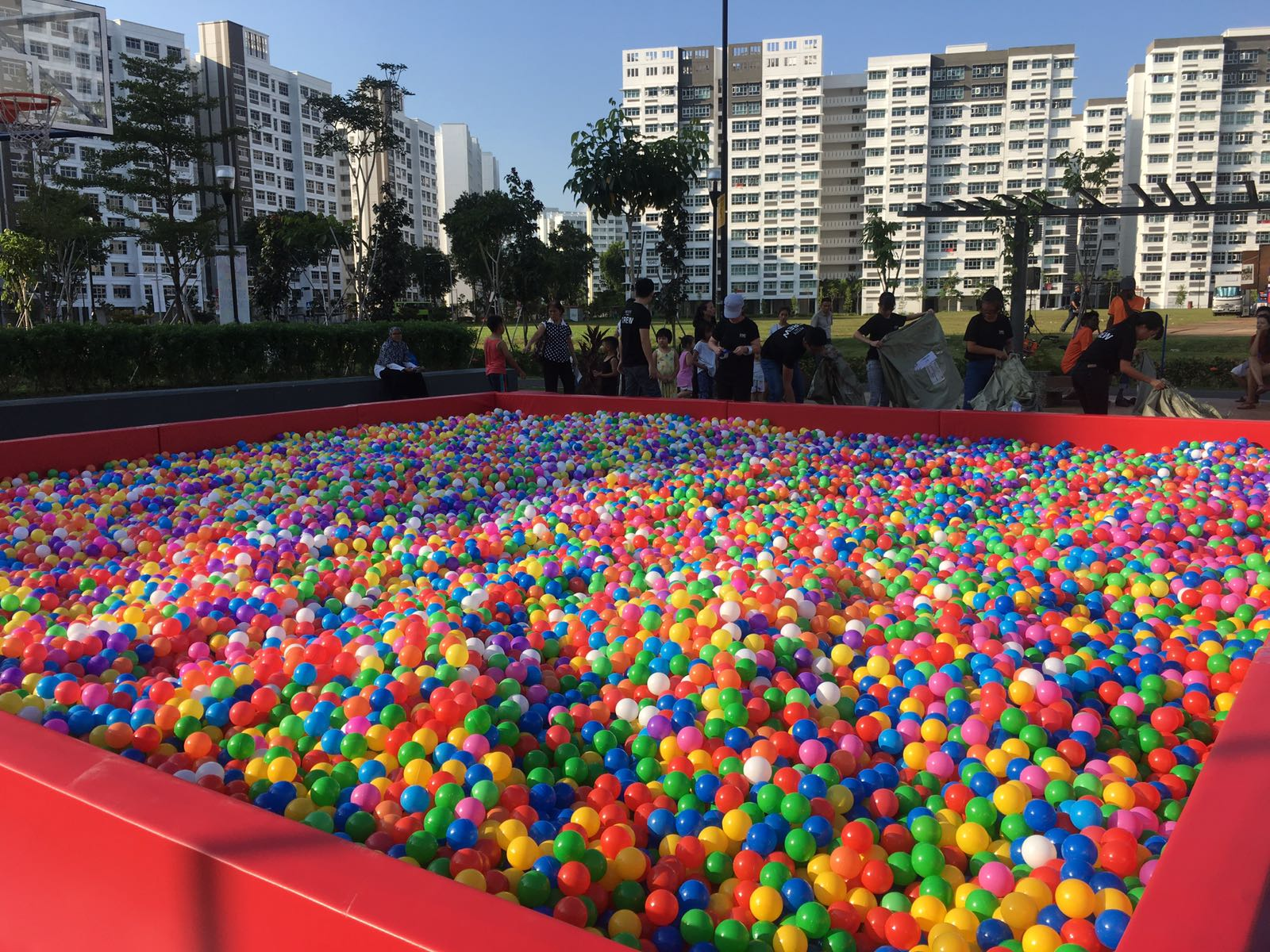 Ball Pit Rental Simply Events